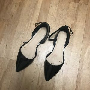 TopShop Ballerina Pointed Flats
